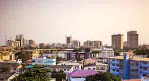 Lagos (ve civarı)