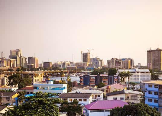 Λάγος (και γύρω περιοχές), Νιγηρία