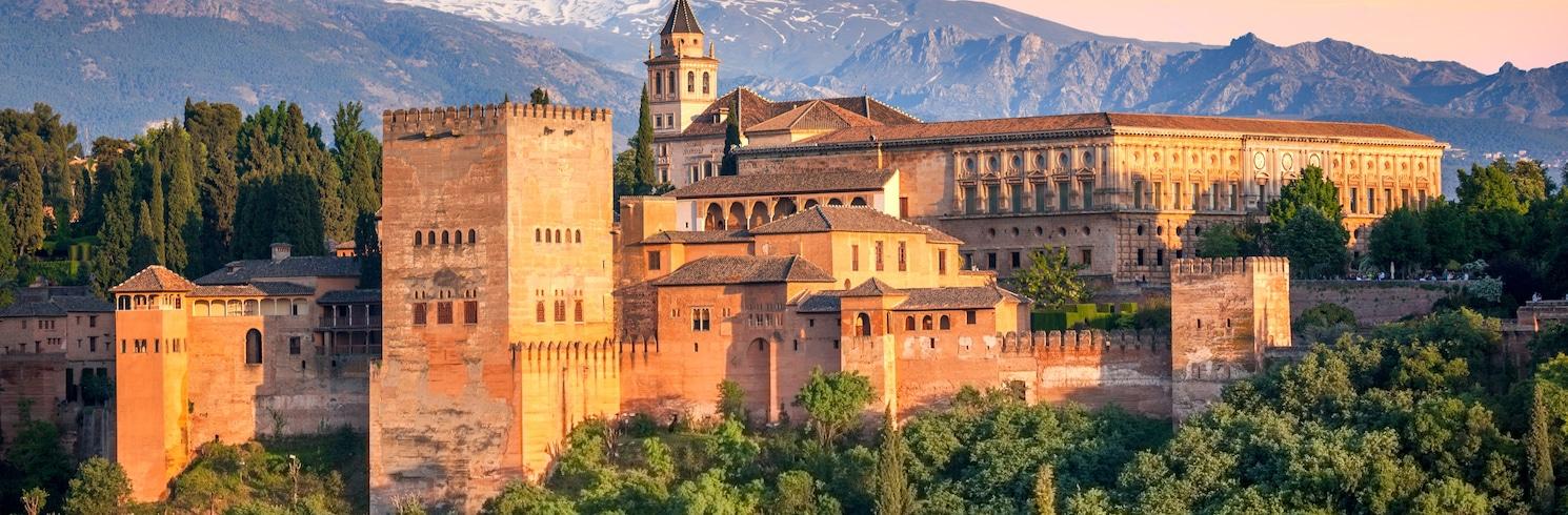 格拉納達, 西班牙