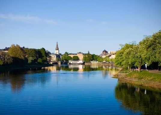 Karlstad, Švédsko
