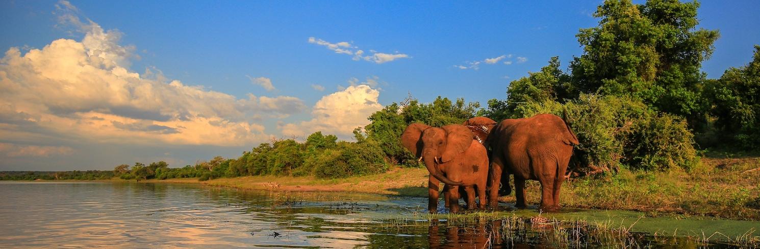 Kruger National Park, Pietų Afrikos Respublika