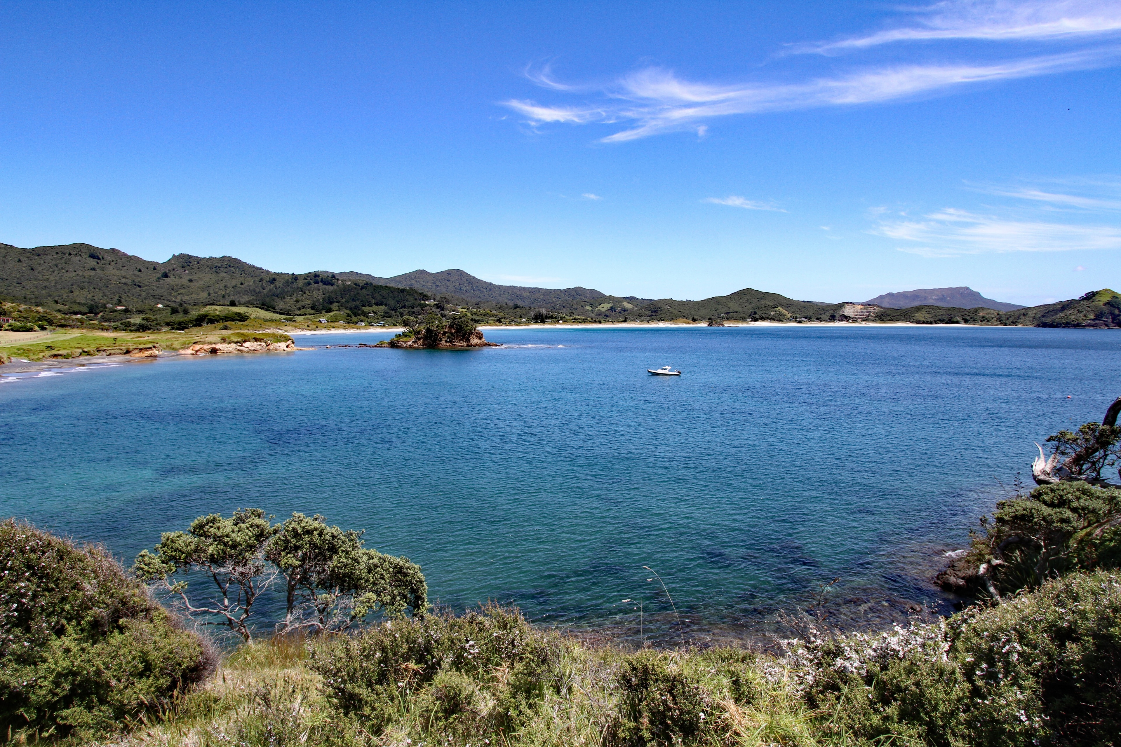Tryphena, Great Barrier Island, Auckland Region, Neuseeland