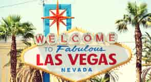 Cedule Welcome to Fabulous Las Vegas