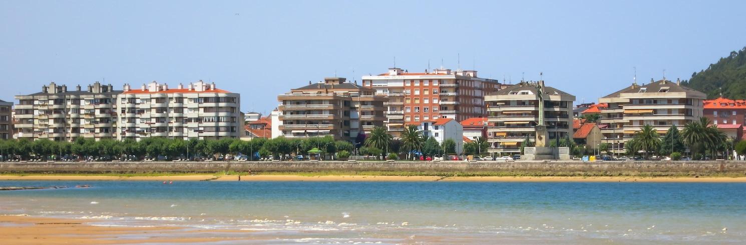 Santoña, Spanien