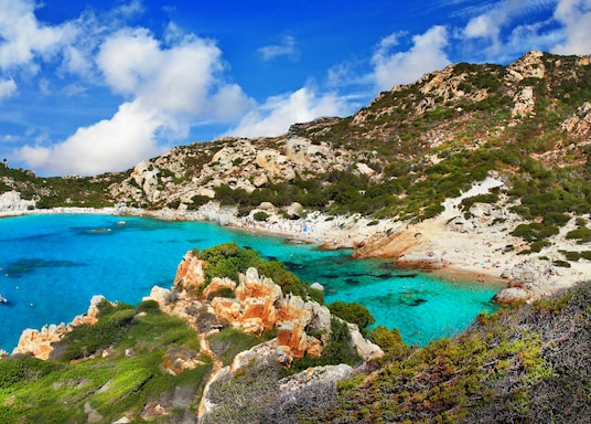 Costa Smeralda – Olbia – Východná Sardínia, Taliansko