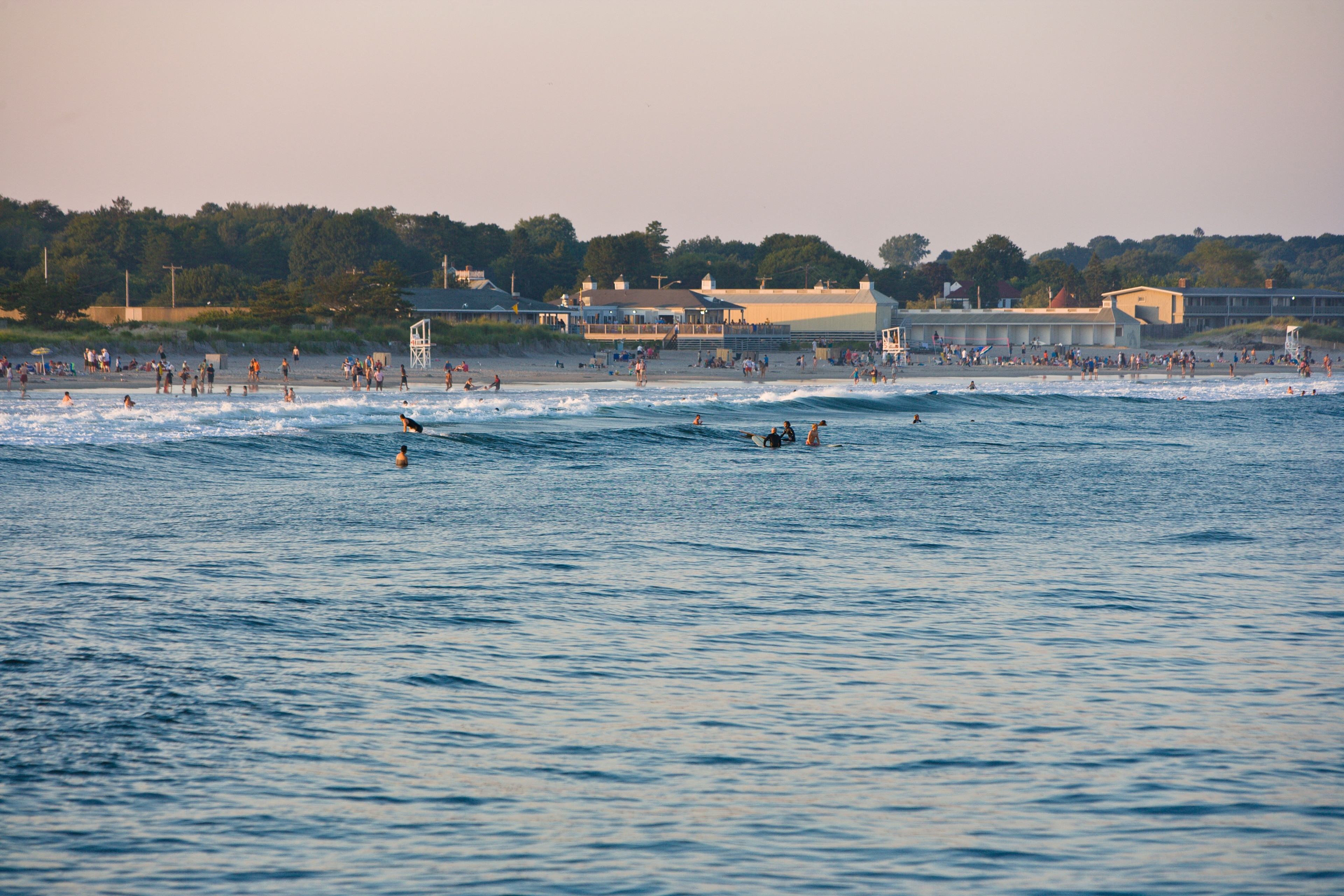 Narragansett Beach, Narragansett, Rhode Island, United States of America