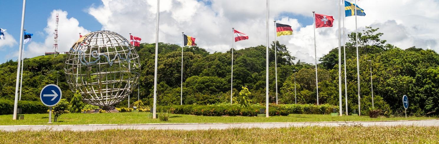 Kourou, Francúzska Guyana