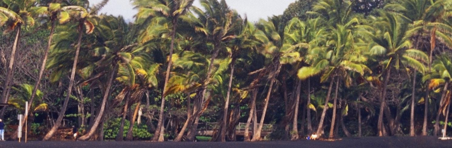帕合, 夏威夷, 美國