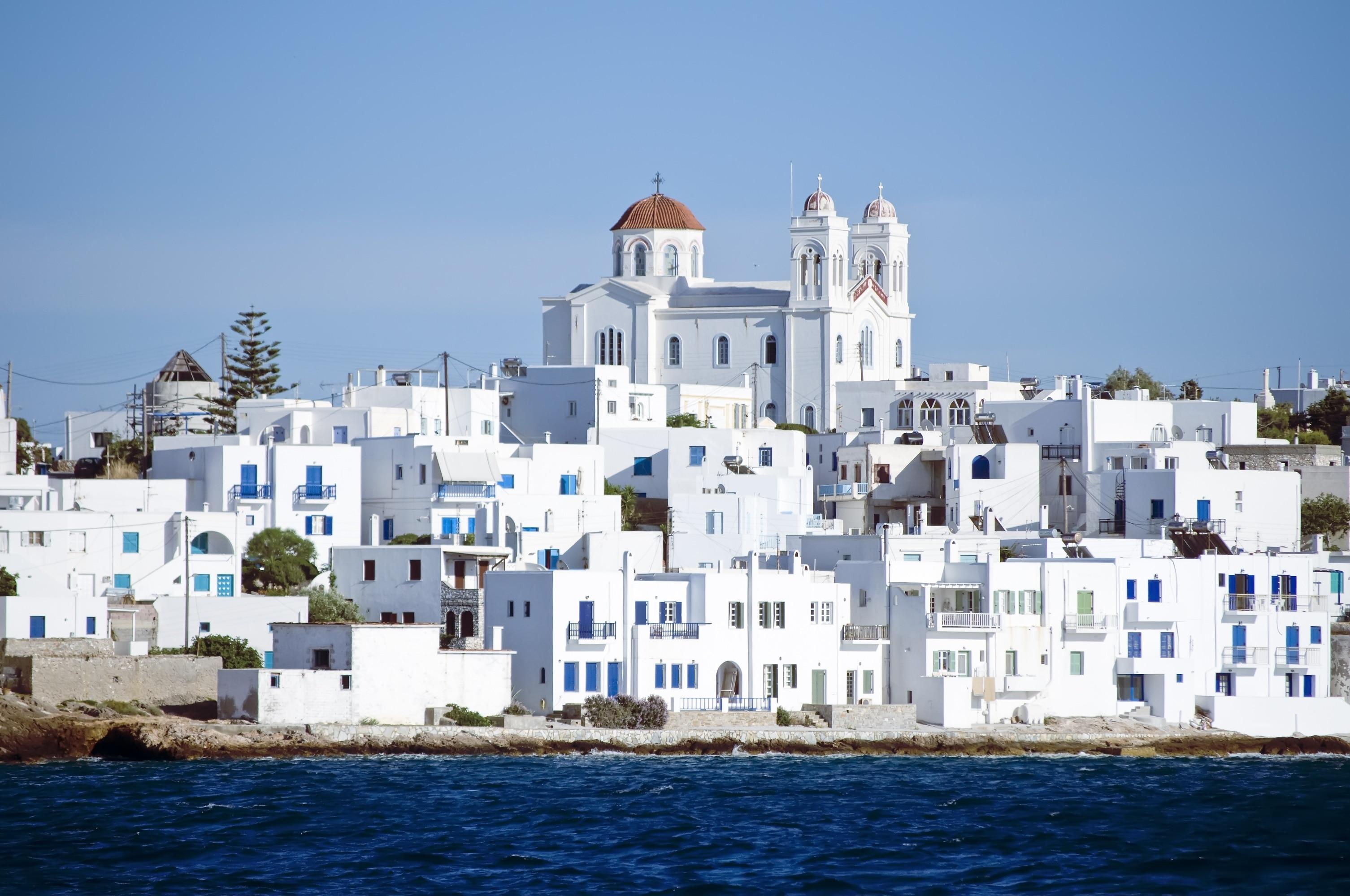 Naousa, Paros, South Aegean, Greece