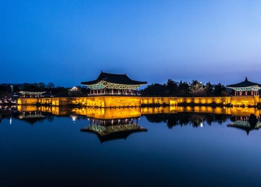 慶州, 韓國