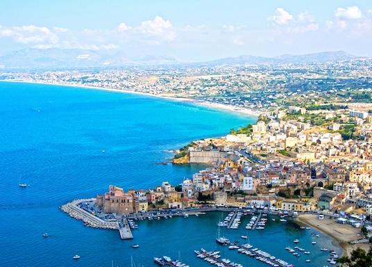 Castellammare del Golfo, Italien