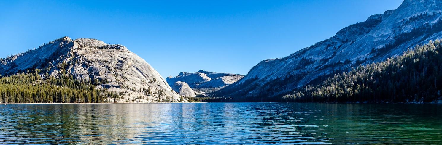 Josemičio nacionalinis parkas, Kalifornija, Jungtinės Amerikos Valstijos