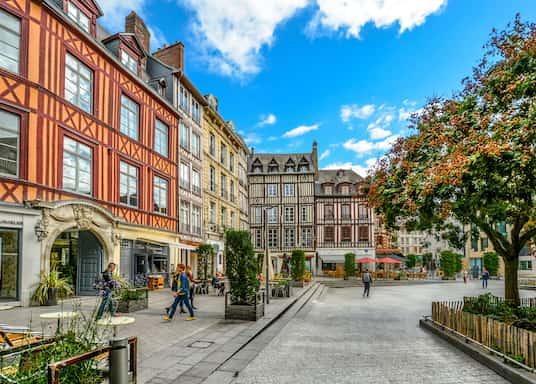 Rouen, Francuska