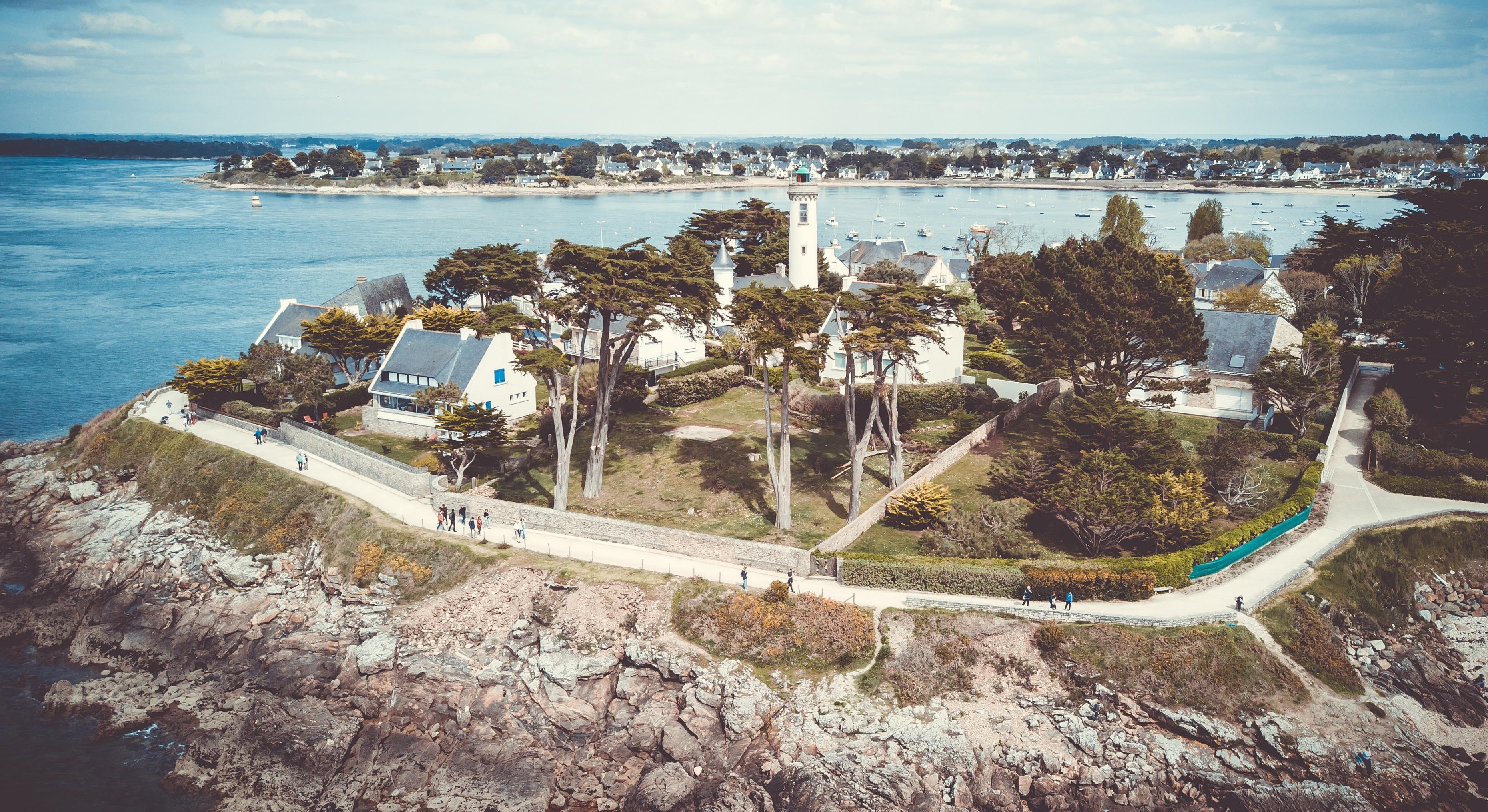 Arzon, Morbihan, France