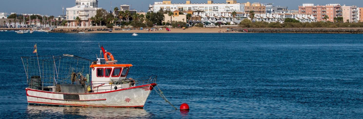 Isla Cristina, Španělsko