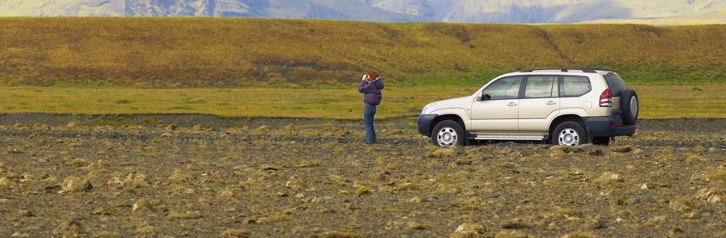 維克伊邁亞達爾, 冰島