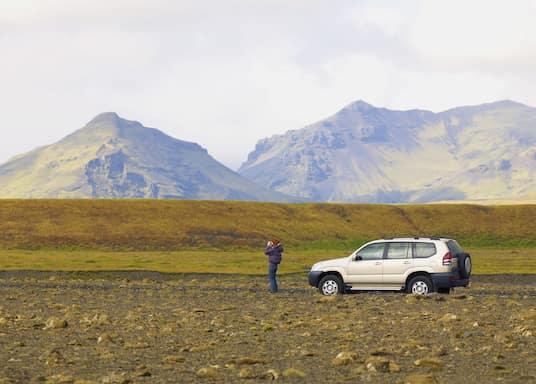 Vik I Myrdal, Islândia