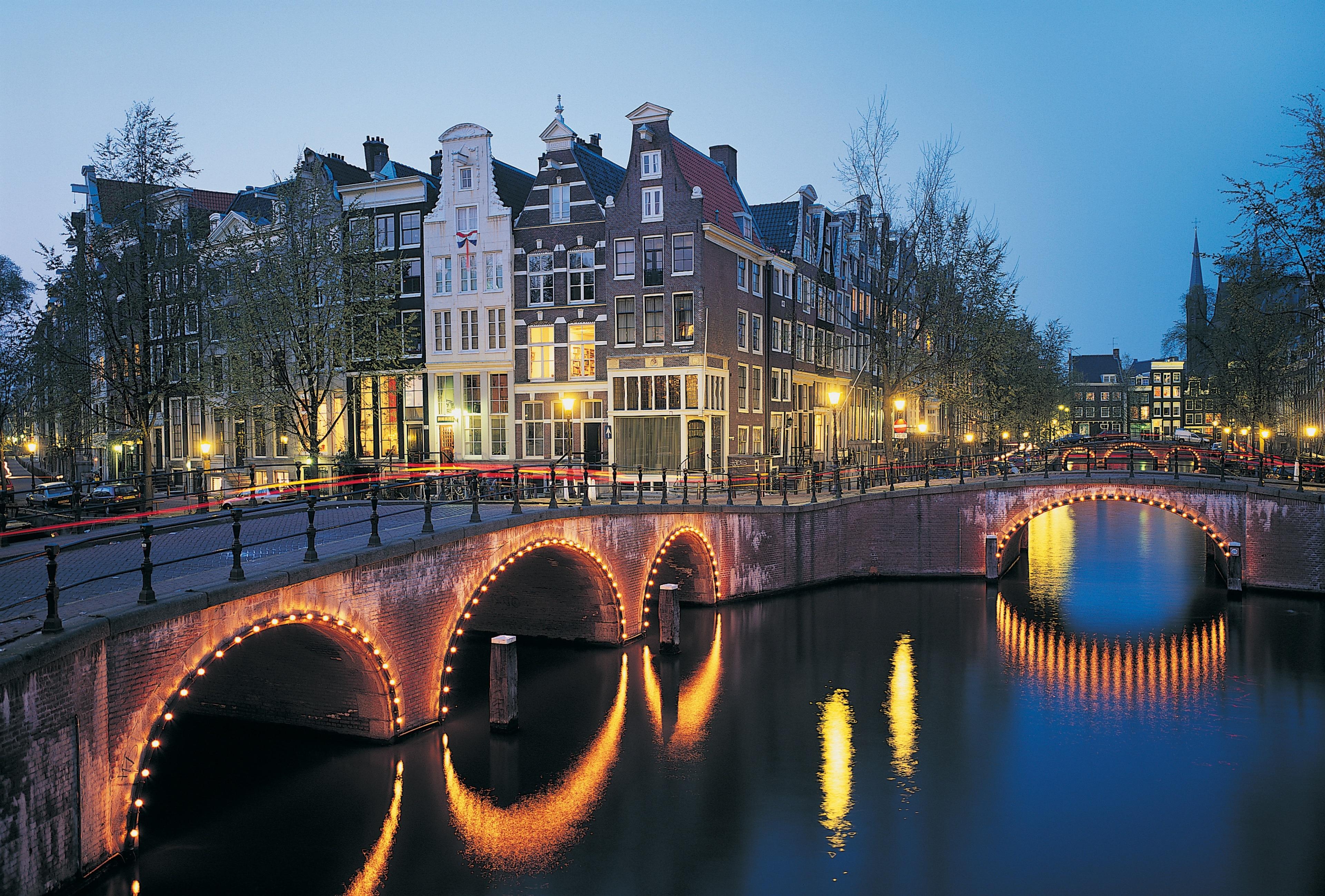 Die Neun Straßen, Amsterdam, Nordholland, Niederlande