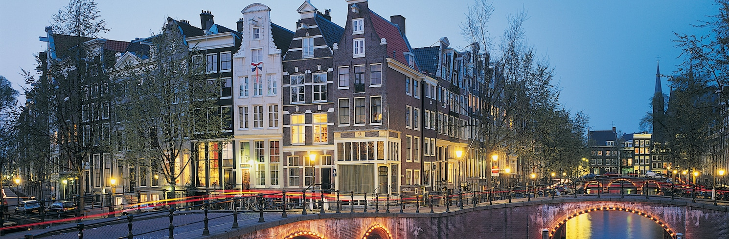Old Town Amsterdam, Netherlands