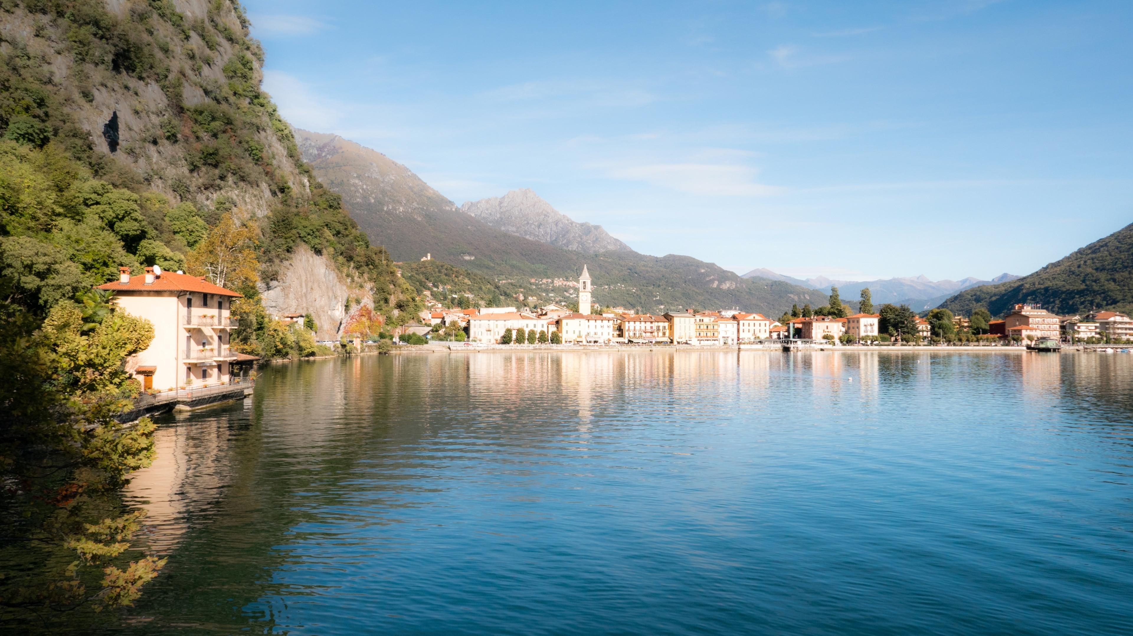 Porlezza, Lombardy, Italy
