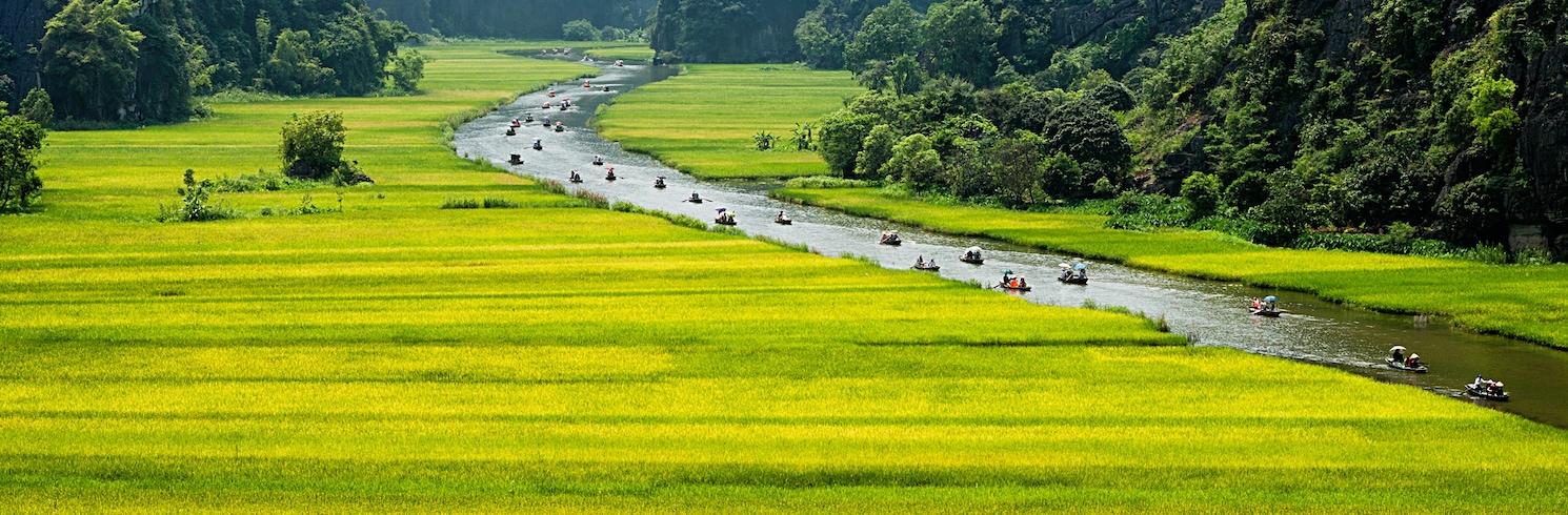 Hoa Lu, Víetnam