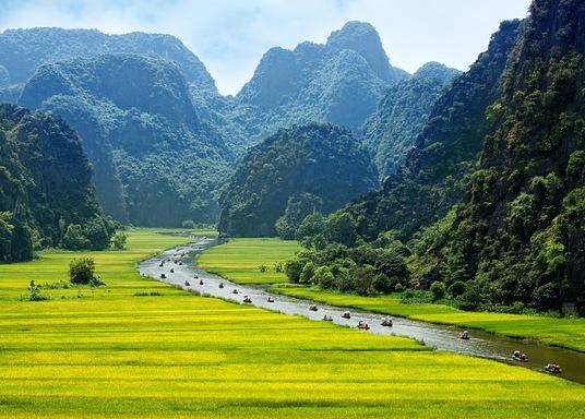 Hoa Lu, Vietnam