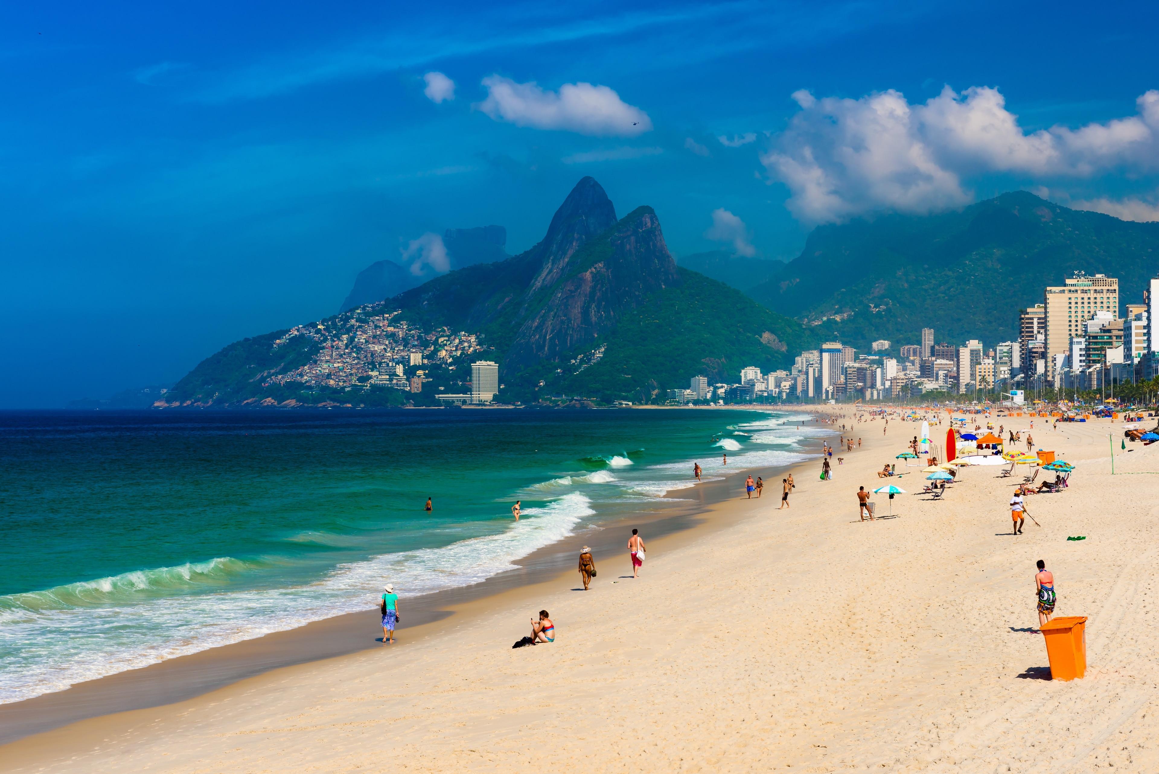 Leblon, Rio de Janeiro, Rio de Janeiro State, Brazil