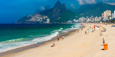 Leblon, Rio de Janeiro, Rio de Janeiro, Brazil