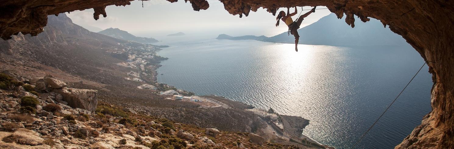 卡利姆諾斯島, 希臘