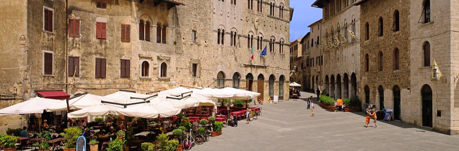 Massa Marittima, Italy