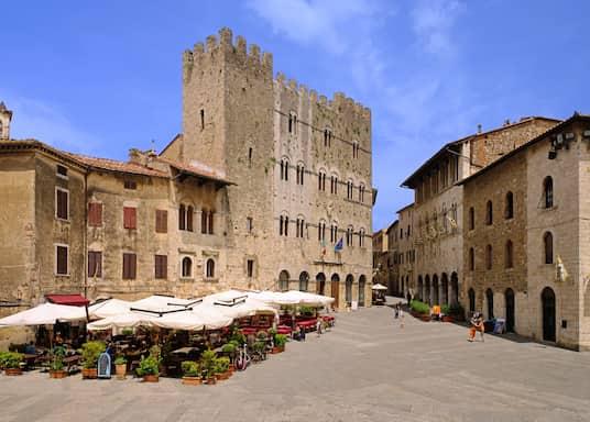 מסה מריטימה, איטליה