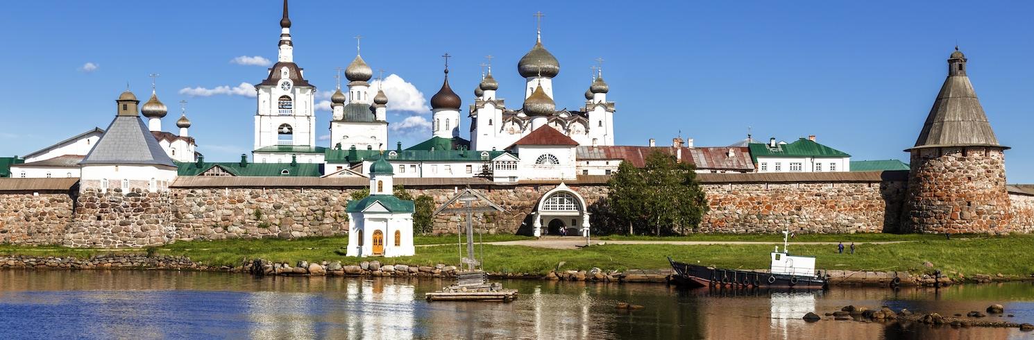 Oblast Archangelsk, Rusland