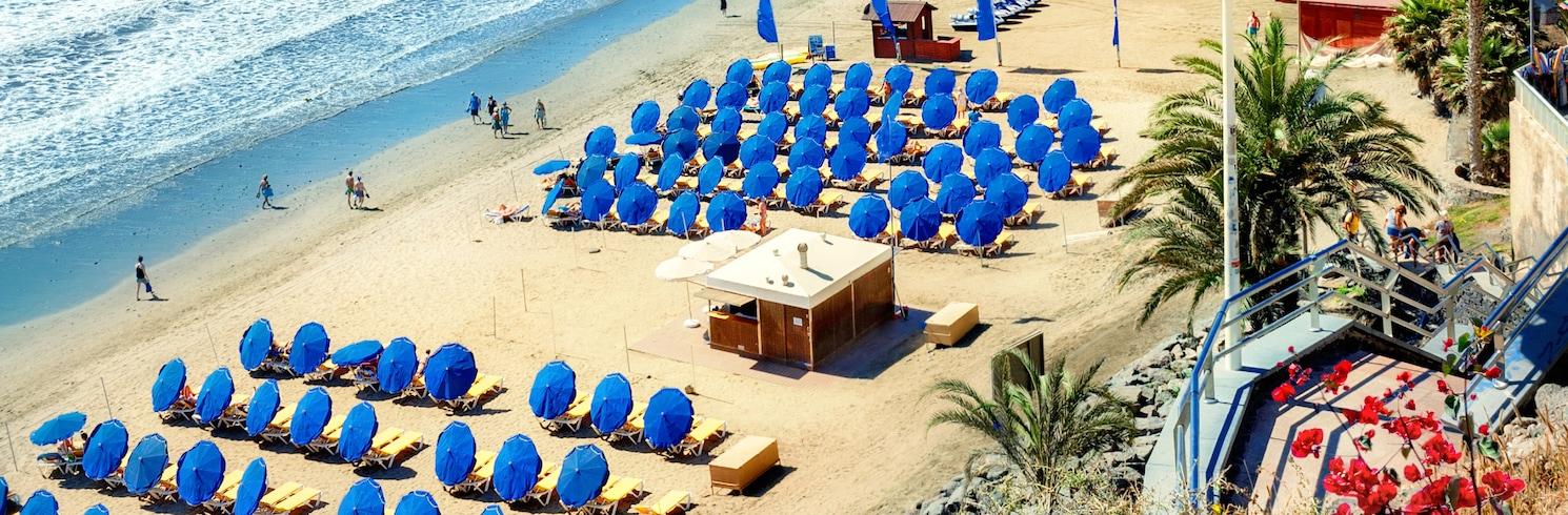 Playa del Ingles, Spanien