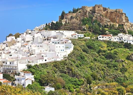 Salobrena, Spanyolország