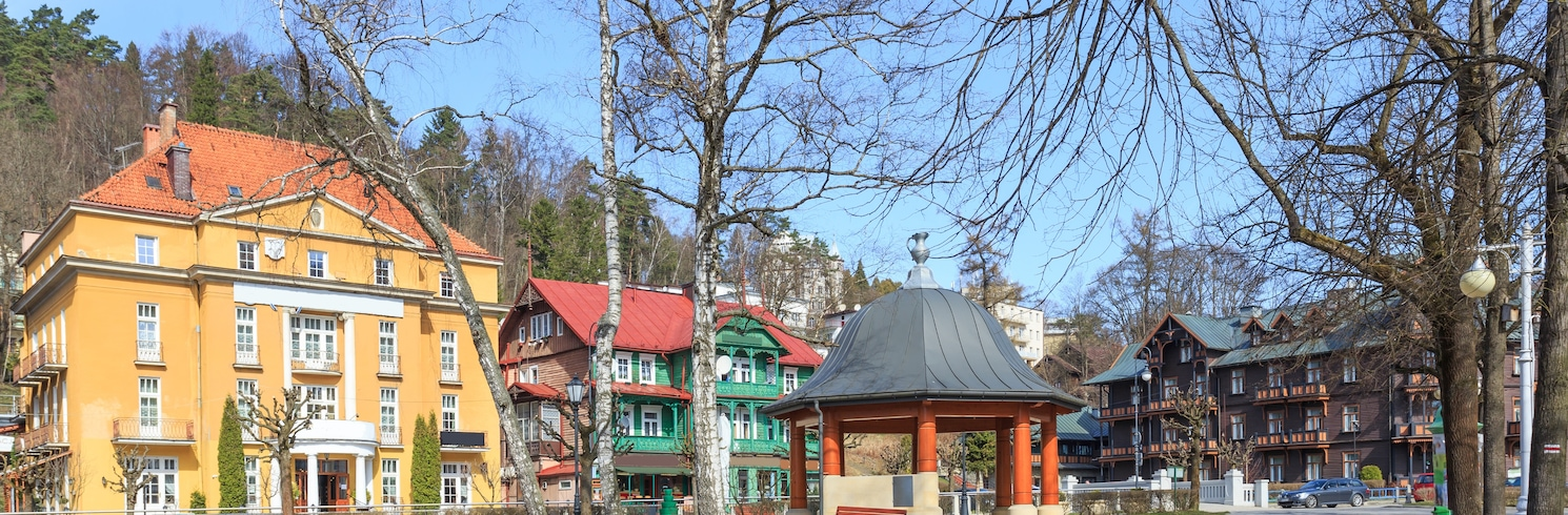 Krynica-Zdroj, Polandia