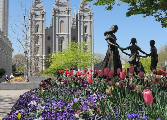 Salt Lake City, Utah, Amerika Syarikat