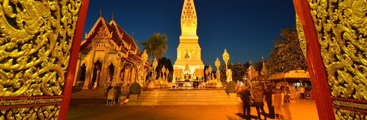 Тхат-Пханом, Таиланд