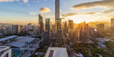 Futian, Shenzhen, Guangdong, China