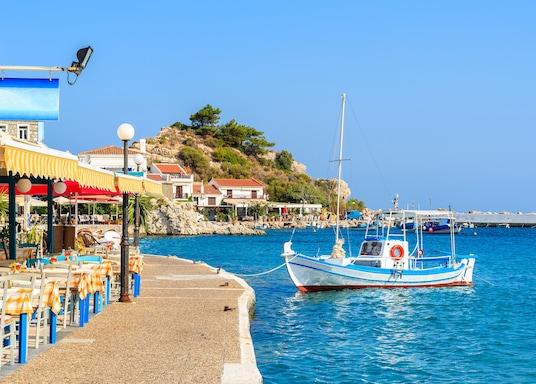 Patmos, Grécko
