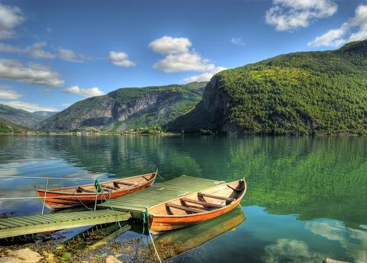 Sogn og Fjordane (lääni), Norja