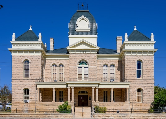 Crockett County, Texas, Amerika Serikat