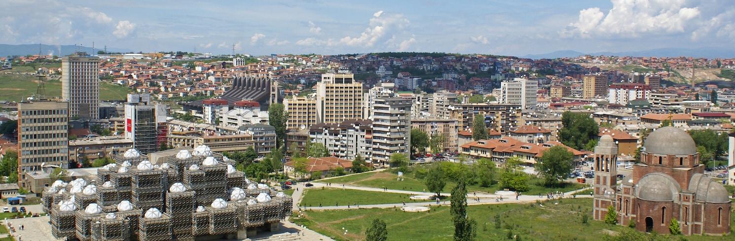 Priština, Serbija