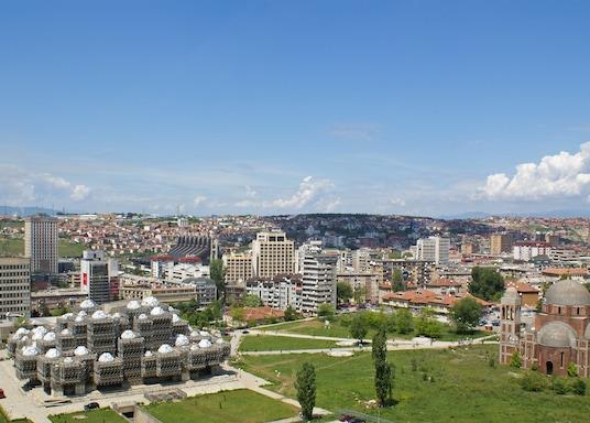 Priština, Srbsko
