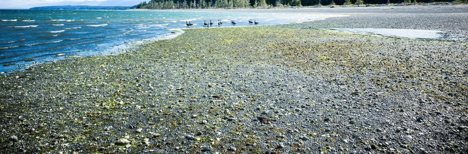 Остров Денман, Британская Колумбия, Канада