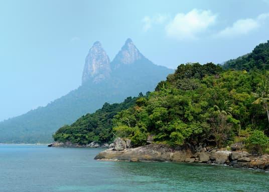 Tiomani saar, Malaisia