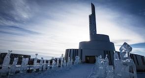 Northern Lights katedral
