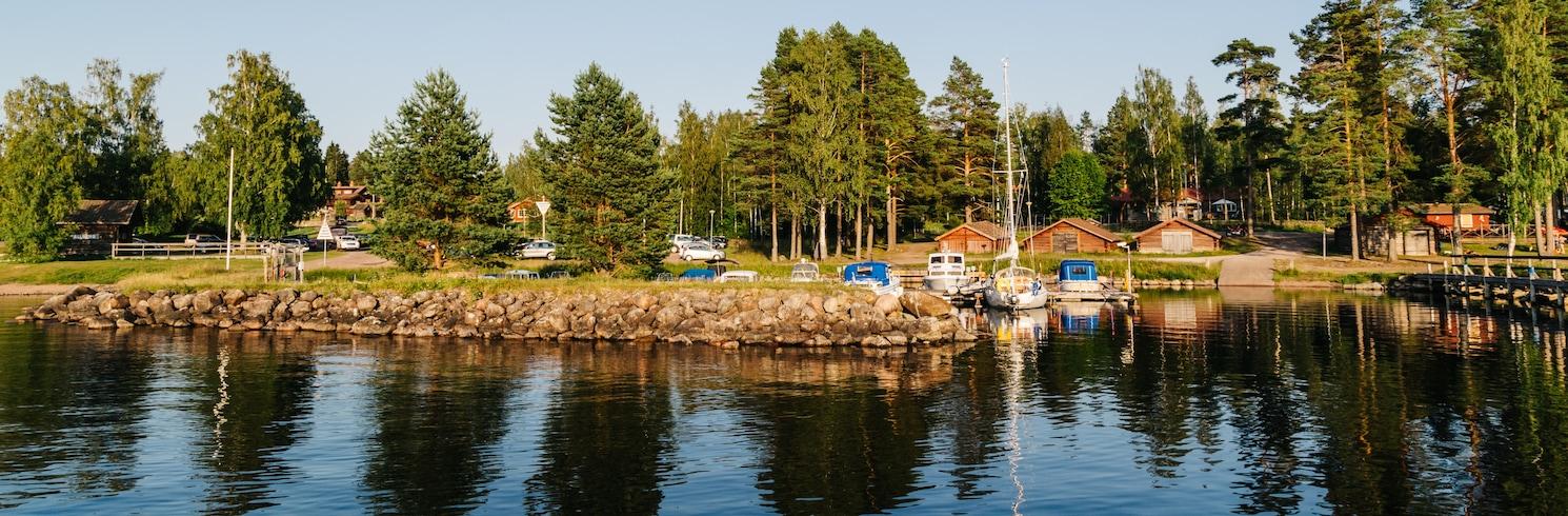 Tallberg, Thụy Điển