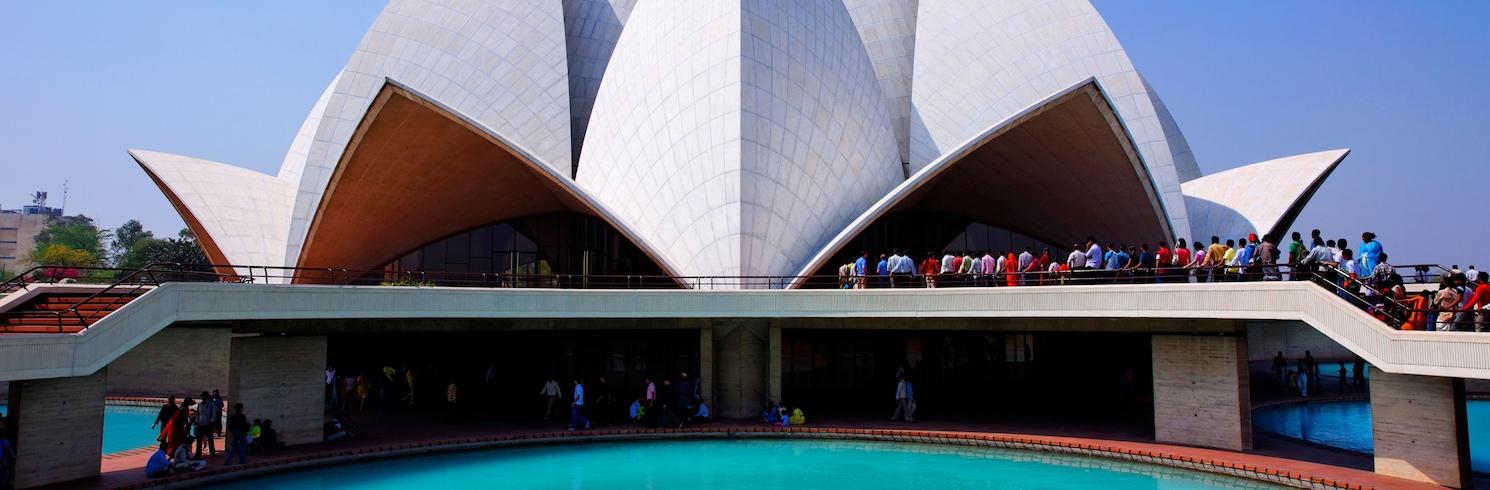 Södra Delhi, Indien
