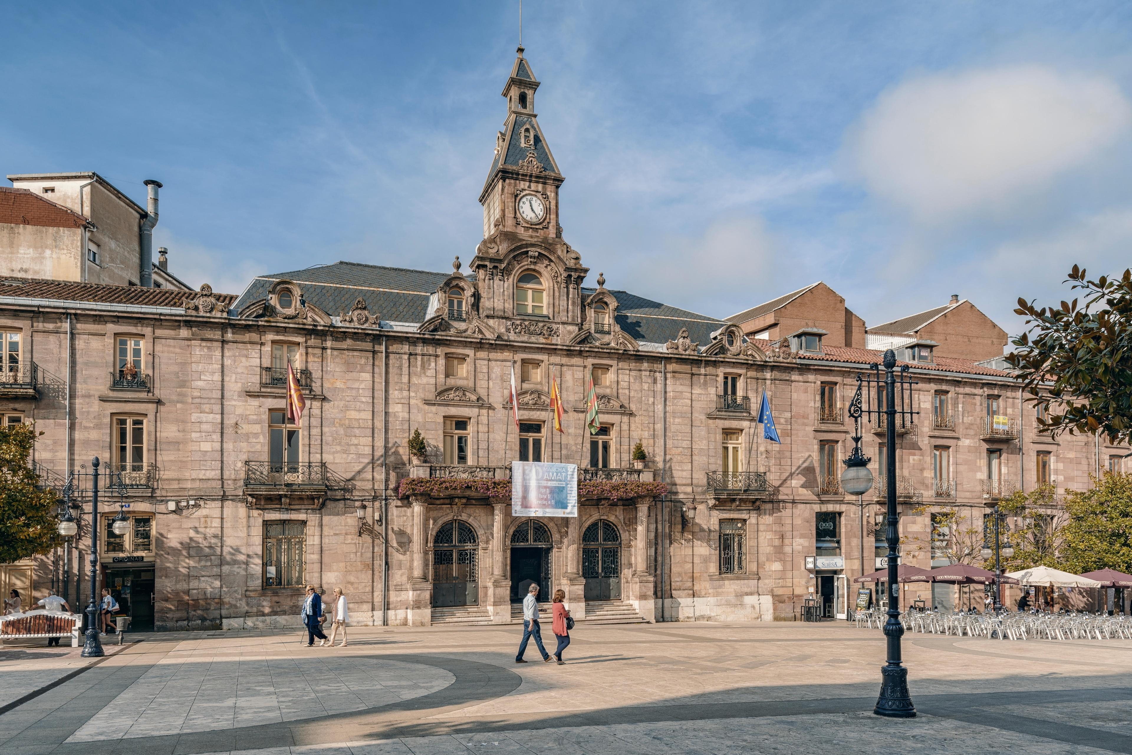 Torrelavega, Cantabria, Spain