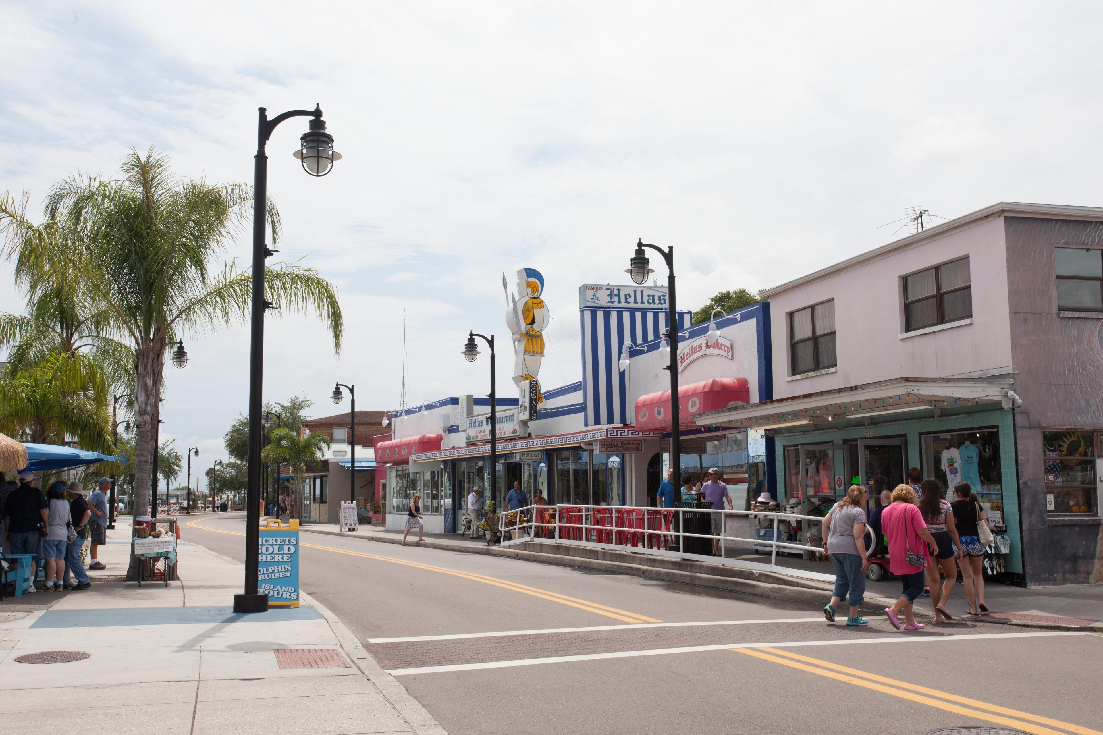 Tarpon Springs, Florida, Verenigde Staten